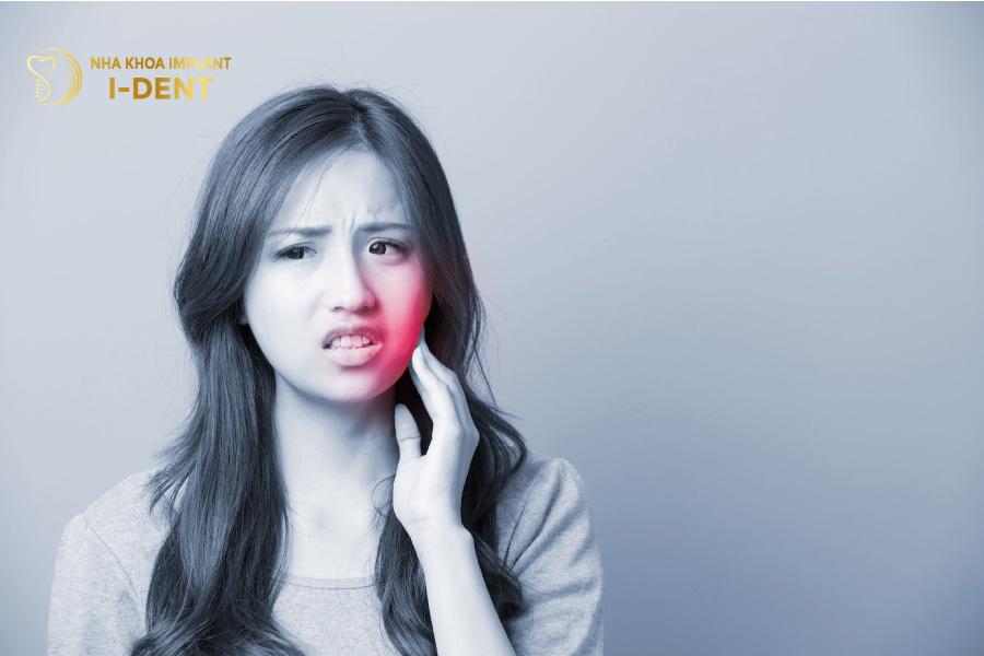 Sâu răng ảnh hưởng đến tinh thần